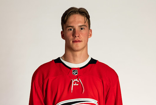 Carolina Hurricanes select Andrei Svechnikov 2nd overall in NHL Draft - Triangle Sports Network