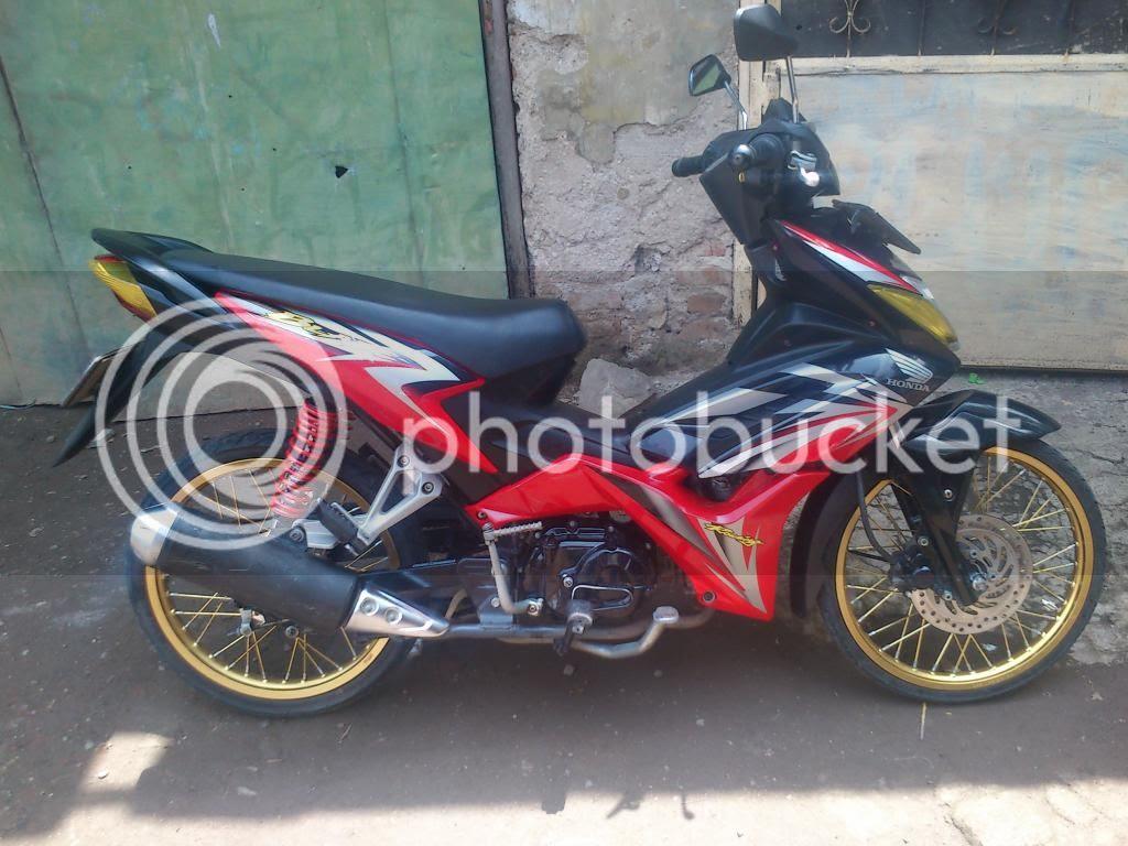 97 Foto Modifikasi Motor New Honda Blade TeaModifikasi