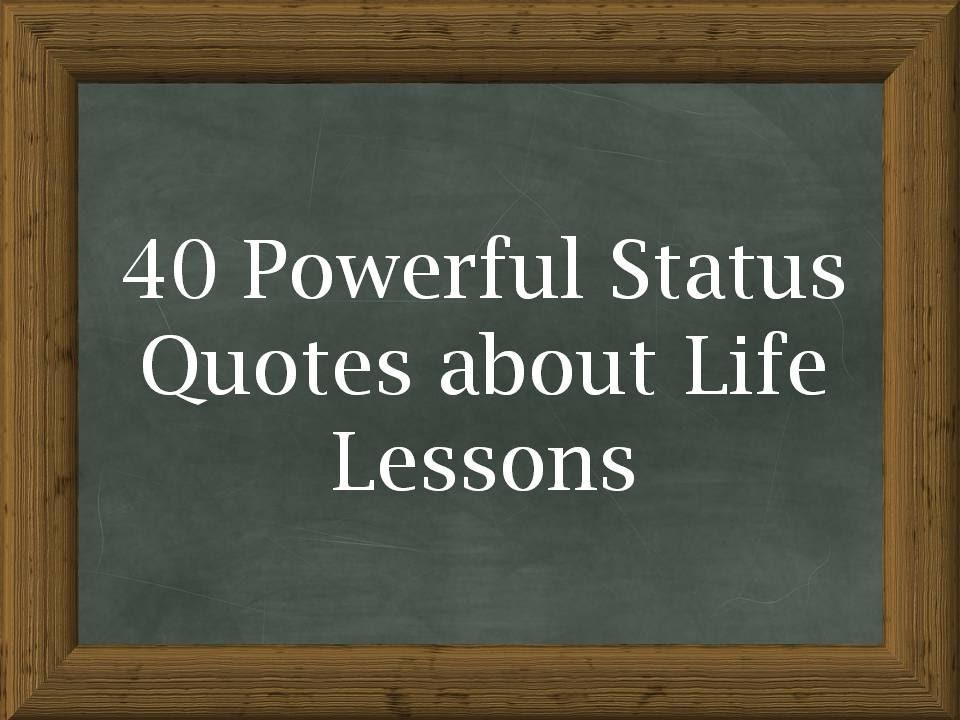 Original Life Quotes Lessons