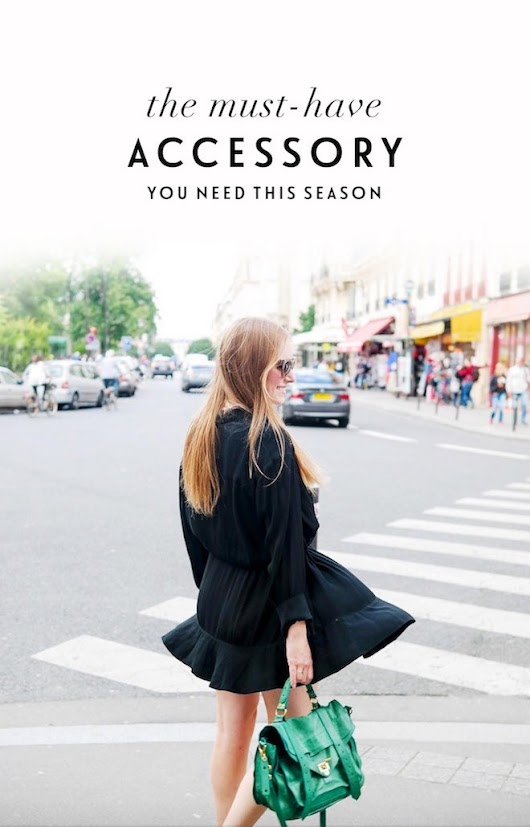 The One Accessory that Can Transform Any Outfit | Of Mercer