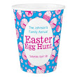 Easter paper cups, plates, coasters and napkins you can buy online