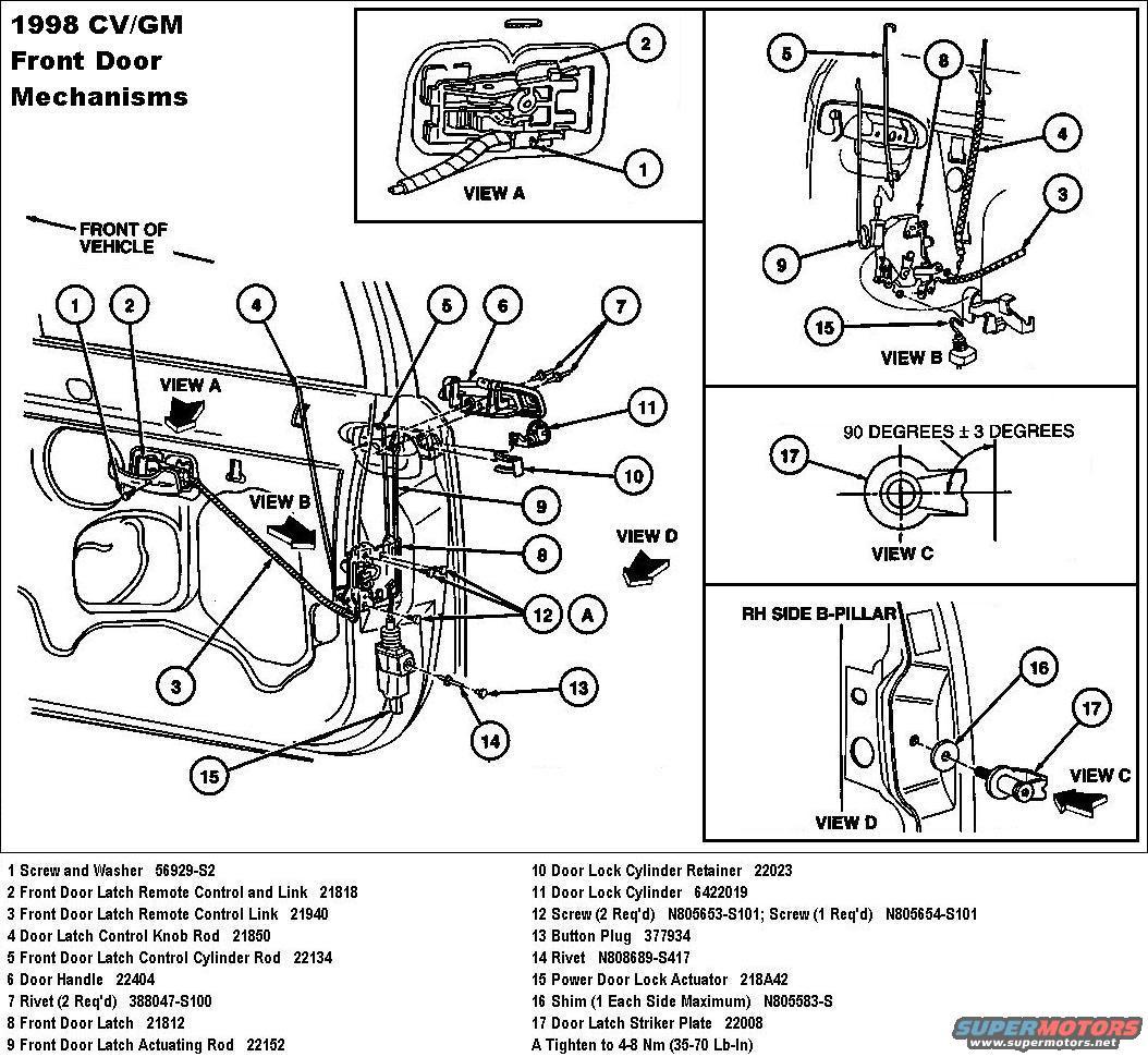 28 Crown Victoria Front Suspension Diagram - Wiring ...