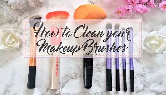Clean your Makeup Brushes with the Real Techniques Brush Cleansing Palette