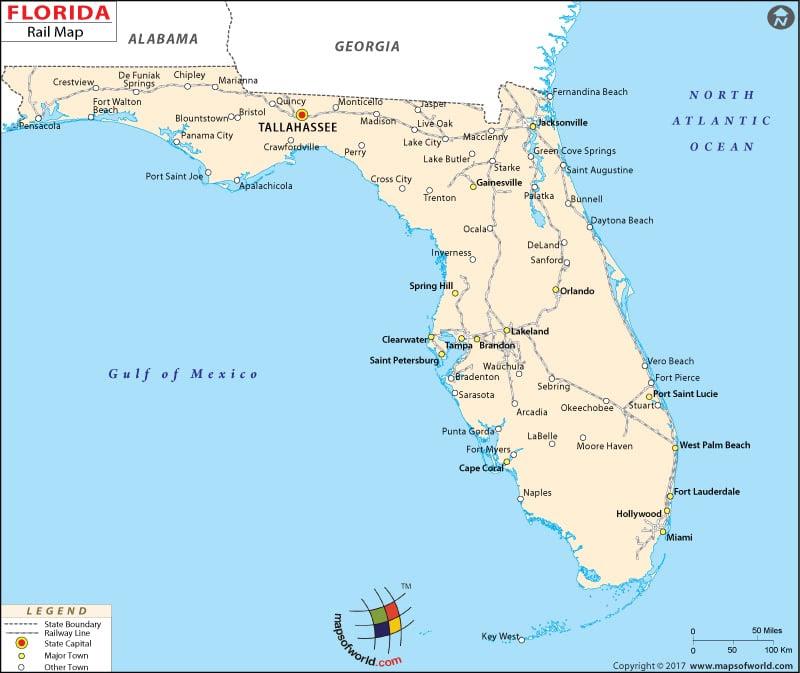 Maps Map Florida