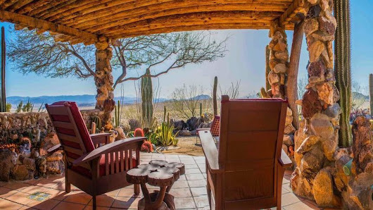 Mojave Rock Ranch Offers a Chance to Own a Desert Design Masterpiece