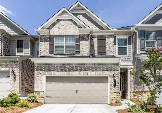 Johns Creek Townhomes In Abbotts Square - North Atlanta Builders