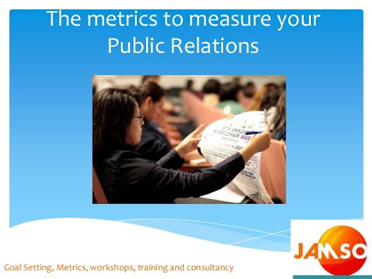 The 16 metrics to measure your public relations