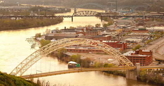 5 Industrial Cities Making America's Rust Belt Shine Again