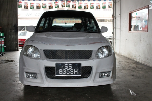 Neoz84 2004 Perodua Kelisa Specs, Photos, Modification