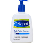 Cetaphil Daily Facial Cleanser, Normal to Oily Skin - 16 fl oz bottle