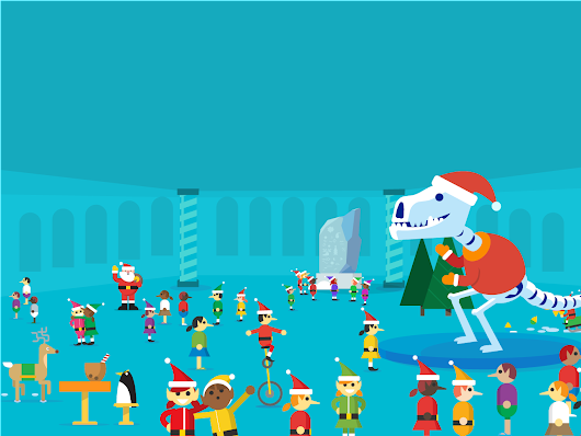 Santa Search — Google Santa Tracker