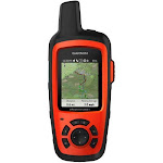 "Garmin - inReach Explorer + 2.31"" GPS with Built-In Bluetooth - Orange"