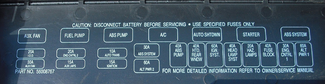 1995 Jeep Cherokee: screeching..the blower resistor ...
