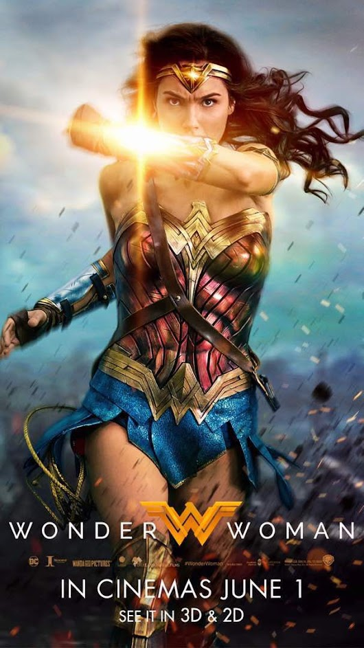 "Lebanon's Government Wants To Ban ""Wonder Woman"" Because Lead Actress Gal Gadot Is Israeli"