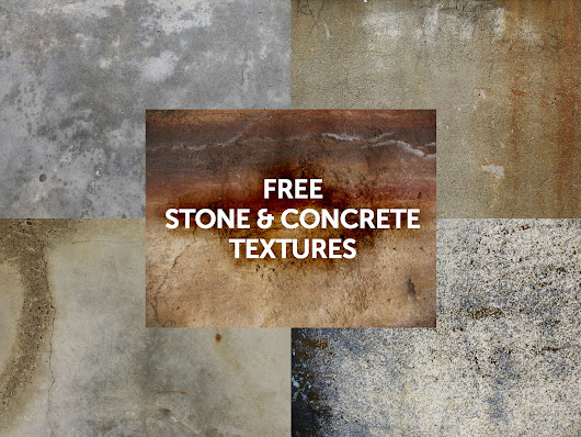 Free stone cold textures
