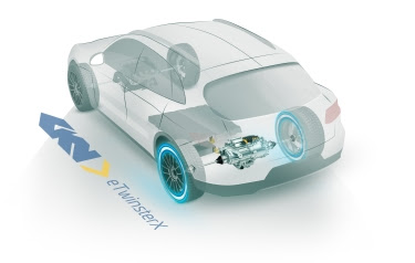 World's most advanced electric driveline revealed