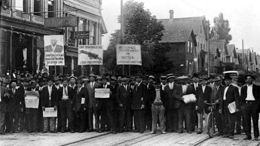 Red Metal: The Copper Country Strike of 1913 | PBS