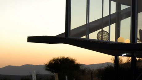 Hiša Kiltro v Čilu