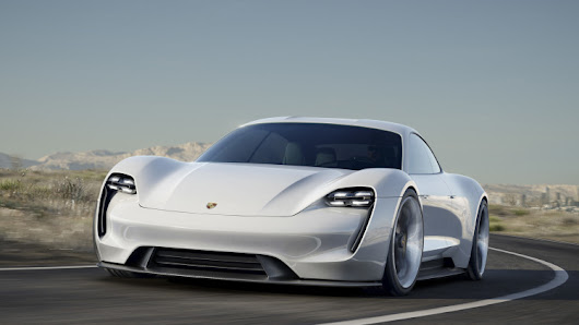 Porsche is dead serious about taking on Tesla