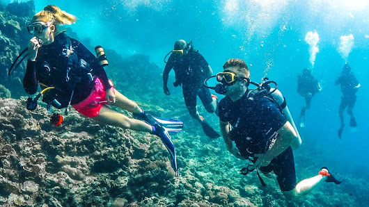 Tips For a Better Scuba Diving Holiday - WOW Gold 1000