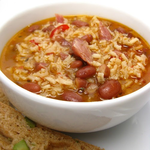 Good Appetite: Red Beans and Rice Soup
