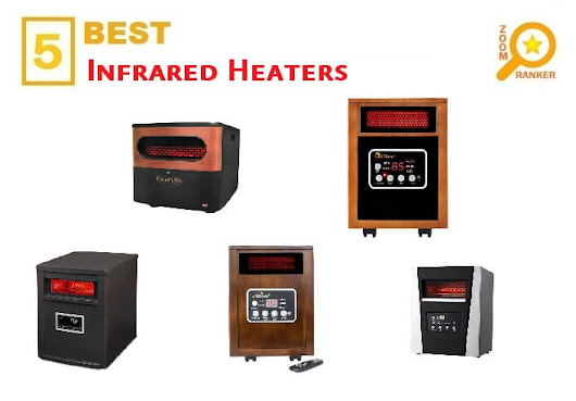 Best Infrared Heaters 2018