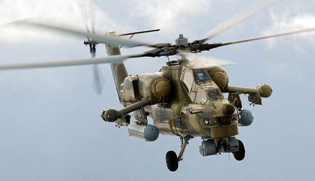 Inilah 6 Helikopter Serang Terbaik di Dunia
