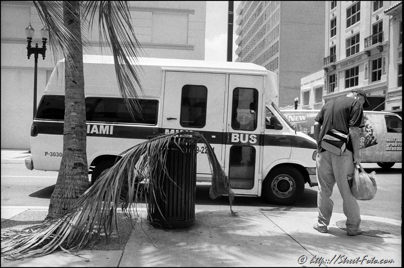 Street scene in Downtown Miami, Florida, USA, 2010. Street Photography of Miami, San Francisco and Key West by Emir Shabashvili, see http://street-foto.com, http://miamistreetphoto.com, http://miamistreetphotography.com or http://miamistreetphotographer.com