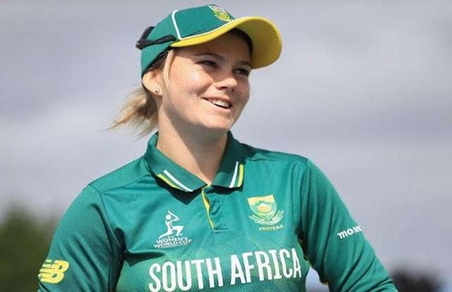 महिला क्रिकेट : भारत के खिलाफ सुने लूस को द. अफ्रीकी टीम की कमान