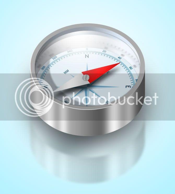 The Photoshop Compass