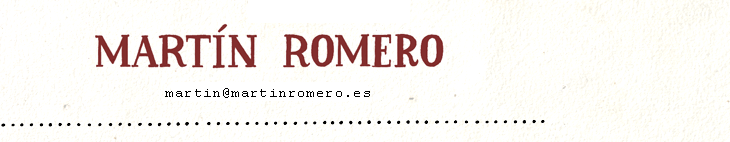MARTÍN ROMERO