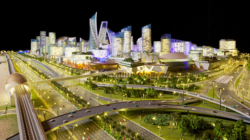 world's first temperature controlled city to be built in dubai