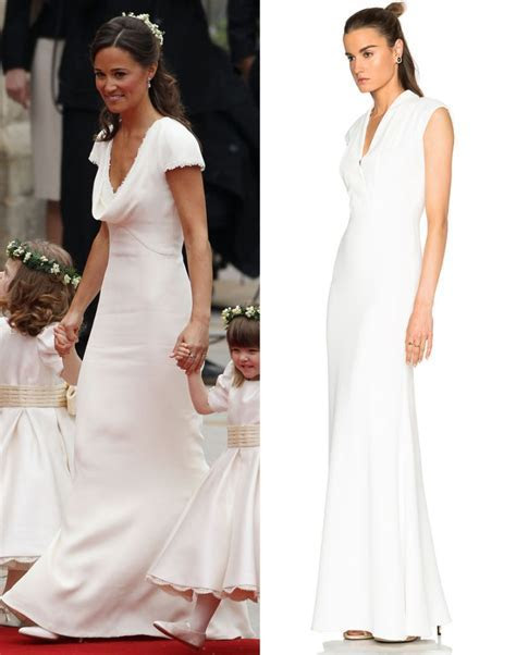 Pippa Middleton's Royal Bridesmaid Dress Now On Sale