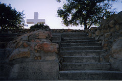 Mt Helix Cross