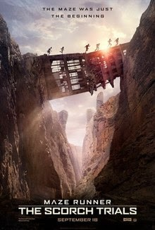 Maze Runner - The Scorch Trials Watch Full Movie Online | Download Full Movie In Hd 1080p