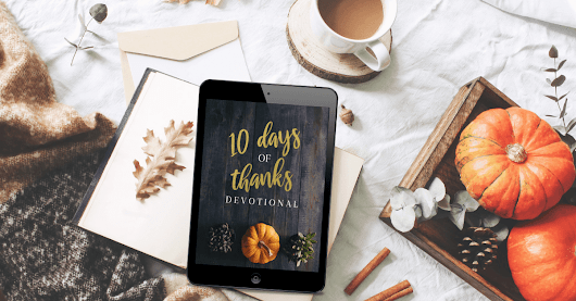 FREE 10 Days of Thanks eBook — FaithGateway