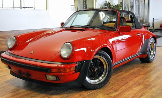 1989 Porsche 911 Turbo – Serious Speed for the Seriously Skilled