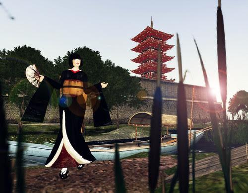 kimono hunt 2