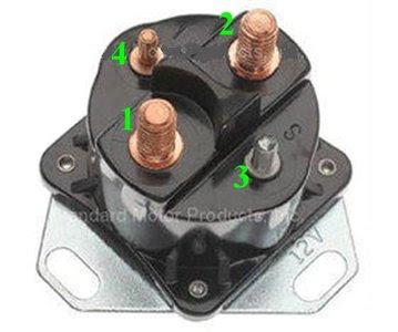 Ford F150 Starter Solenoid Wiring Diagram - Wiring Diagram