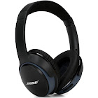 Bose SoundLink Around-Ear Wireless Headphones II - Stereo - Black - Wired/Wireless - Bluetooth - 30 ft - Over-the-head - Binaural - Circumaural