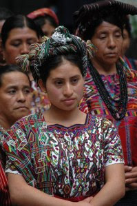 mujeres ixil