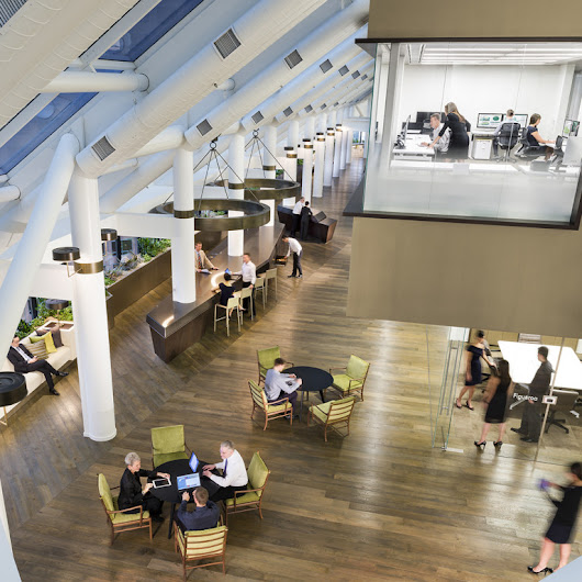 Shared workspaces not just for Millennials
