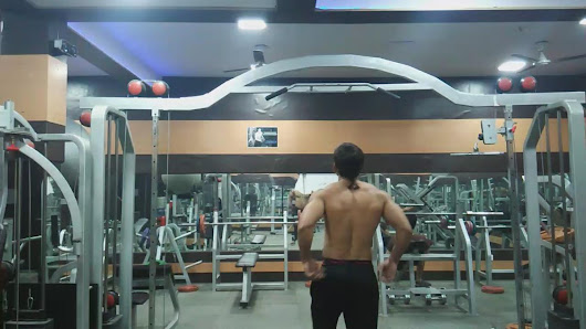 "Mike Budhani on Twitter: ""A Shoulder day.... After finishing all I love to do this... I use to call it shoulder ups.. #love #gym #motivation """