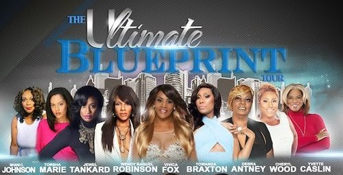 The Ultimate Blueprint Tour with Vivica Fox, Wendy Raquel, Towanda Braxton & more!