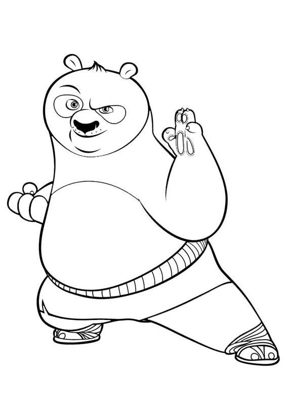 Panda Da Colorare Pagine Di Libri Da Colorare Immagini Da Colorare