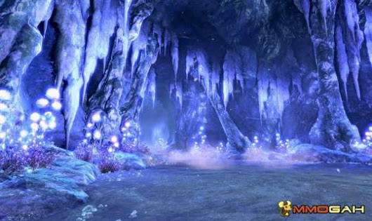 How to Level Up Fast in Silverfrost Mountains from Level 45 to 50 in Blade and Soul