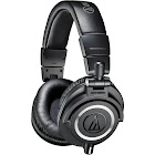 Audio-Technica ATH-M50x Over-Ear Professional Monitor Headphones - Black