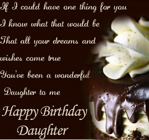 101 Blessed Birthday Wishes For Daughter From Mom Dad Parents