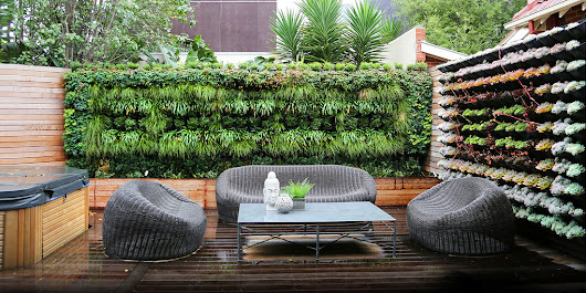 5 Beneficial Aspects of Phenomenal Vertical Gardens