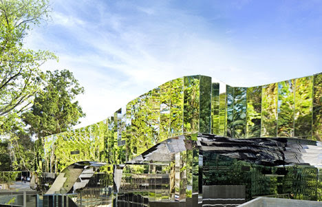 Cairns Botanic Gardens by Charles Wright Architects